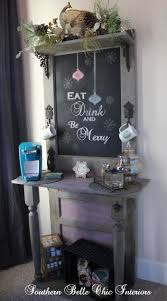miscellaneous southern belle chic interiors diy coffee bar