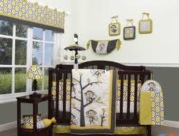 Crib Bedding Monkey Geenny Go Happy Monkey 13 Crib Bedding Set Reviews Wayfair