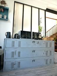 meuble cuisine industriel meuble cuisine industriel quand le vestiaire industriel devient