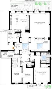 The Notebook House Floor Plan Gwyneth Paltrow U0027s Tribeca Penthouse