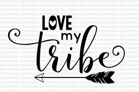 margarita svg love my tribe raising my tribe svg dxf eps png cut files clip