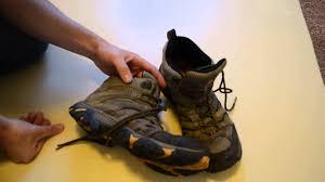 merrell moab ventilator womens merrell moab mid ventilator hiking boot youtube