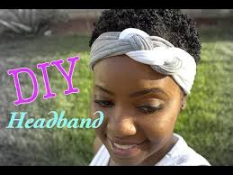 knotted headband 288 diy knot headband