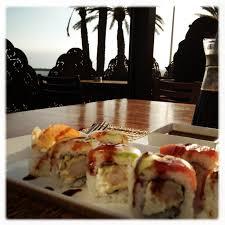 la carpe cuisine sushi at carpe diem lounge barcelona foodie
