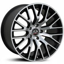mustang replica wheels fits ford mustang gt fr19 factory oe replica wheels rims