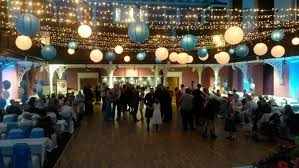 paper lanterns with lights for weddings paper lanterns and fairy lights hanging lantern company