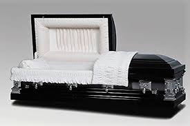 black caskets black casket 18 health personal care