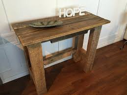 1001 Pallet by Sturdy Pallet Accent Table U2022 1001 Pallets