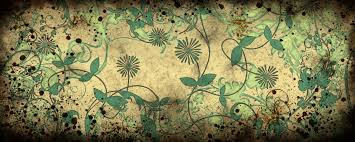 abstract create postcard floral theme dual screen 957294 wallpaper