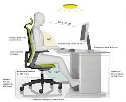 position assise bureau siège de bureau la fin au mal de dos rushtodeal