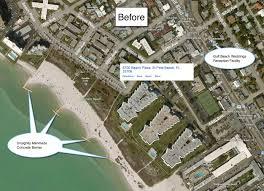 Map Of Clearwater Beach Upham Beach St Petersburg Weddings