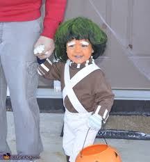 Oompa Loompa Halloween Costumes Oompa Loompa Costume