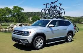vw atlas first spin 2018 volkswagen atlas the daily drive consumer