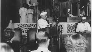 New Cabinet India Ht Archives The First Cabinet Of Independent India Comes Into