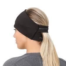 headband ponytail trailheads adrenaline series women s performance ponytail headband