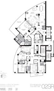 4 plex floor plans 3 bedroom flat plan and design architectural drawings apartments