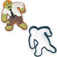 kitchen inspiring fred zombie cookie cutters made from abs