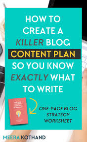 are you always struggling to find blog post ideas planner