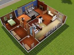 layout of a house home design