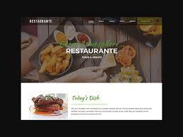 themes wordpress restaurant free 30 premium free restaurant wordpress themes pixinvent