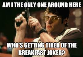 Walt Jr Breakfast Meme - walter jr is the danger imgur