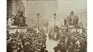 chambre des deputes la séance du 11 novembre 1918 histoire 1914 1918 assemblée