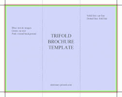 free three fold brochure template fold brochure template best professional templates with free