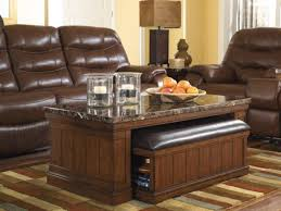 coffee table ottoman design ideas pictures