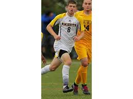 cinnaminson high school alum waves on neumann s soccer