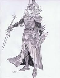 Warrior Of Light Dissidia Warrior Of Light By Paul Ube On Deviantart