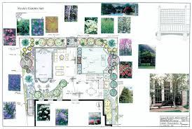 Hand Rendered Floor Plan Design Nicola U0027s Garden Art