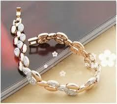 chain bracelet designs images Arina 18k gold plated twisted singaporian design chain bracelet jpg