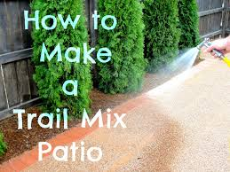 Gravel Patio Construction How To Make A Pea Gravel Patio Not Sure Why It U0027s Called A