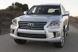 lexus interior 2012 lexus gives the 2013 lx 570 luxury suv a new face