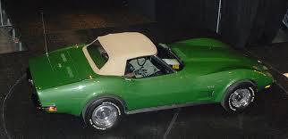 1973 corvette engine options 1973 chevrolet corvette specs and options