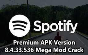 spotify premium apk hack spotify premium apk v8 4 33 536 mega mod cracked