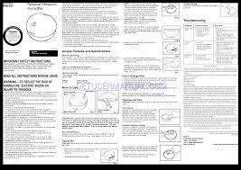 Homedics 3 Homedics Humidifier Hum Cm10 User U0027s Manual Download Free