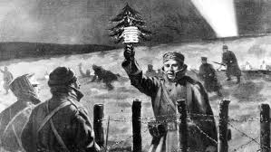 the 102nd anniversary of the christmas truce of 1914