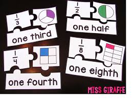 278 best fractions images on pinterest math fractions fractions