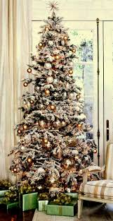 White Christmas Tree With Gold Decorations 5494 Best Christmas Images On Pinterest Merry Christmas