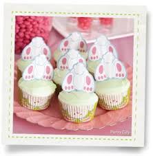 Party City Easter Cake Decorations by Bunny Tail Cupcakes How To Party City