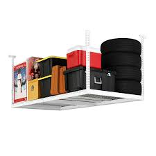 shop overhead garage storage at lowes com