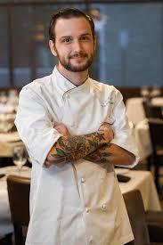 chef de cuisine about grace