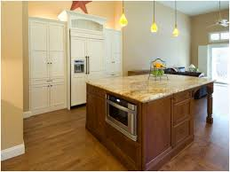 Built In Kitchen Island Island With Built In Microwave Drawer Island Prep Sink Island