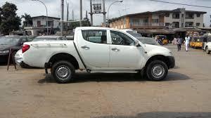 mitsubishi pickup 2005 duke auto l200 pickup mitsubishi 2010 for 1 750m autos nigeria