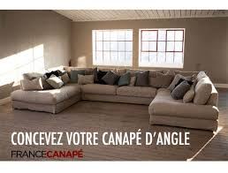 canapé angle u un canapé en u design pour votre salon canapé
