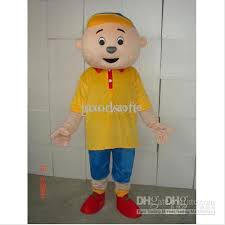 costume new year wholesale new size caillou fancy mascot costume