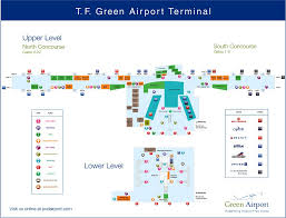 Boston Logan Airport Map Theodore Francis Green Memorial State Airport Pvd Maplets