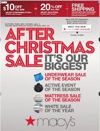 christmas sale macys after christmas 2018 sales deals ads