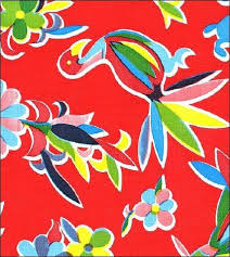 oilcloth by the yard animal